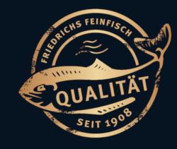 Gottfried Friedrichs Qualitätslogo